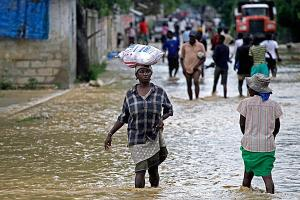 Haiti-Sandy